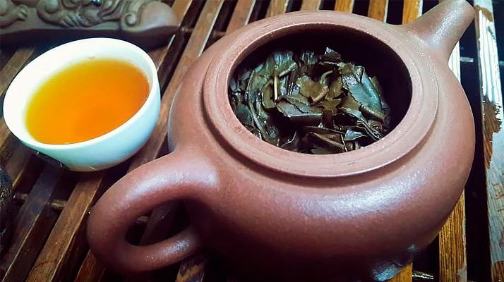 Чайничек чая на 2х/4х
